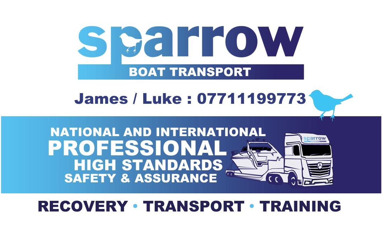 Sparrow Boat Transport