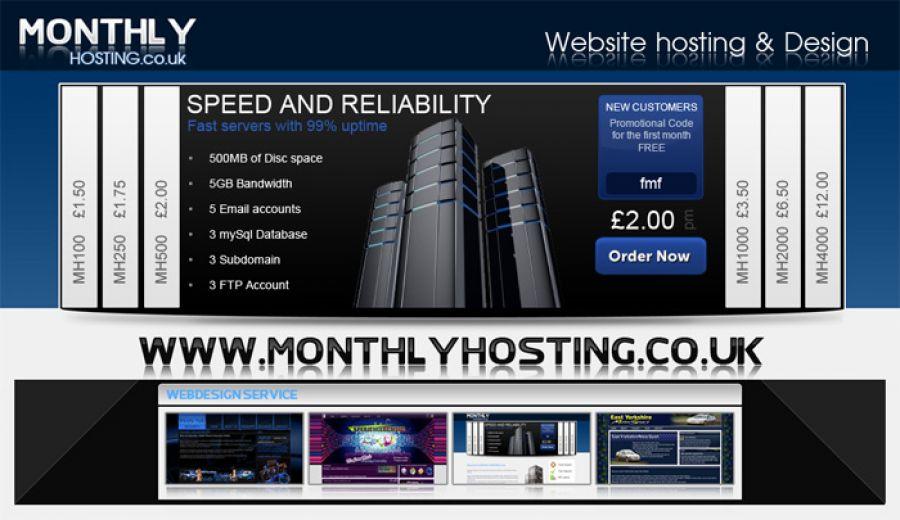MonthlyHosting